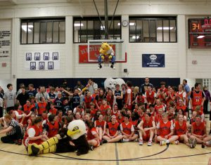 Unified Basketball League full team